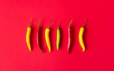 Os benefícios da pimenta e um pouco de história